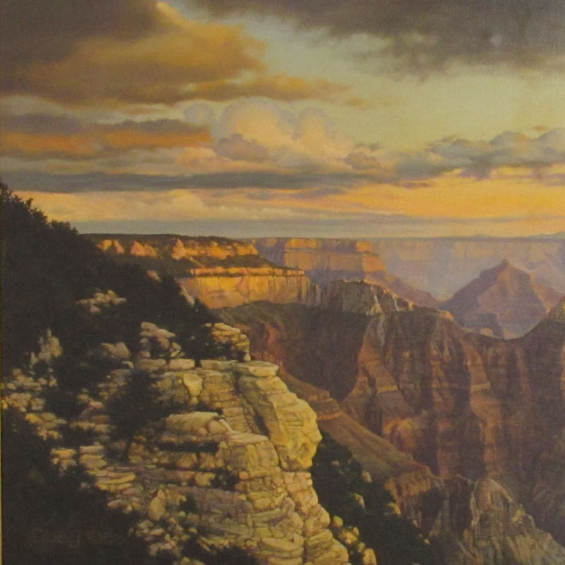 Jean Guay, Grand Canyon web