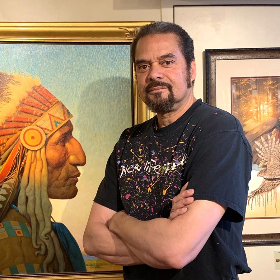 Thomas Blackshear Artist