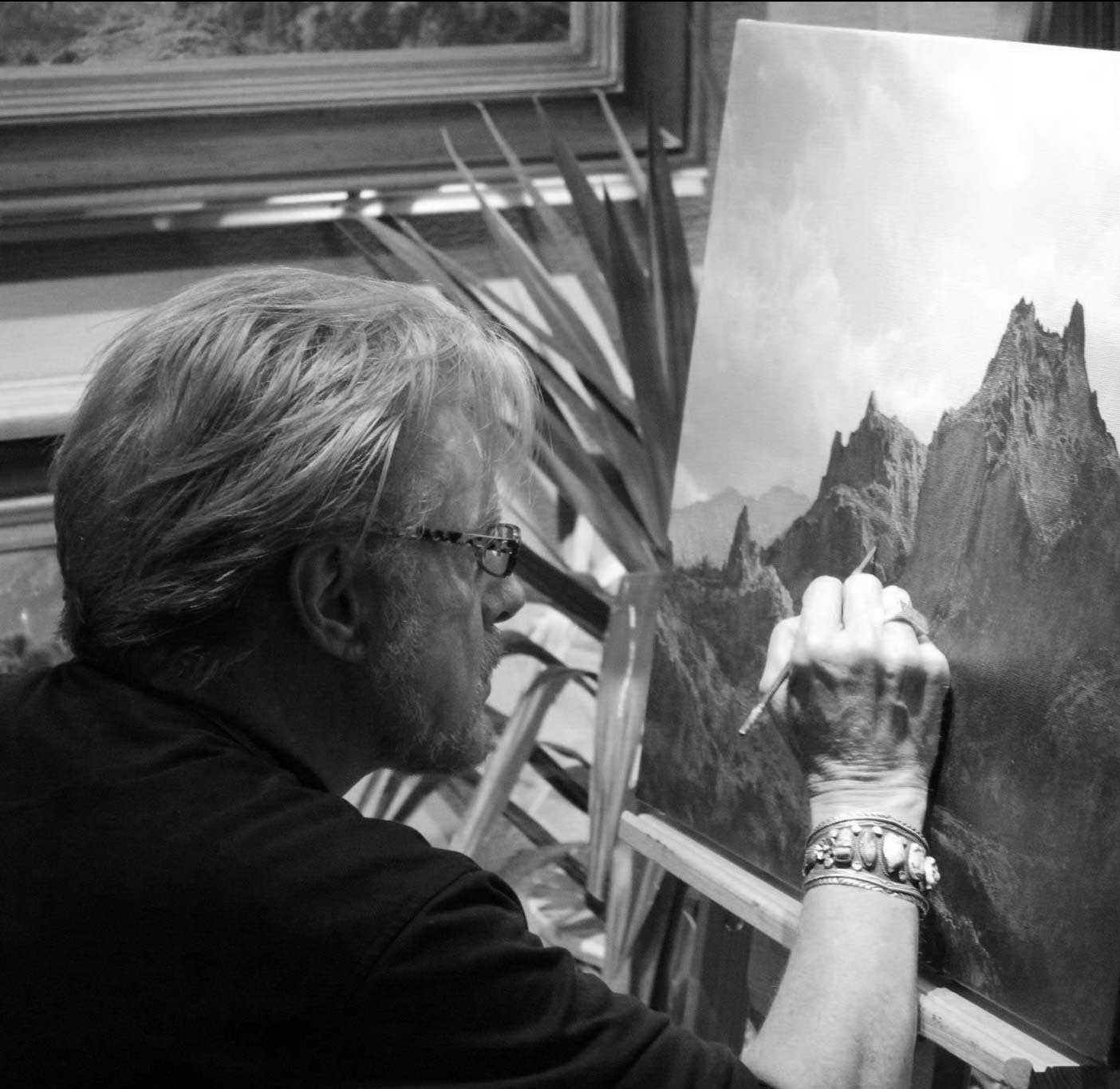 Dale Terbush Artist