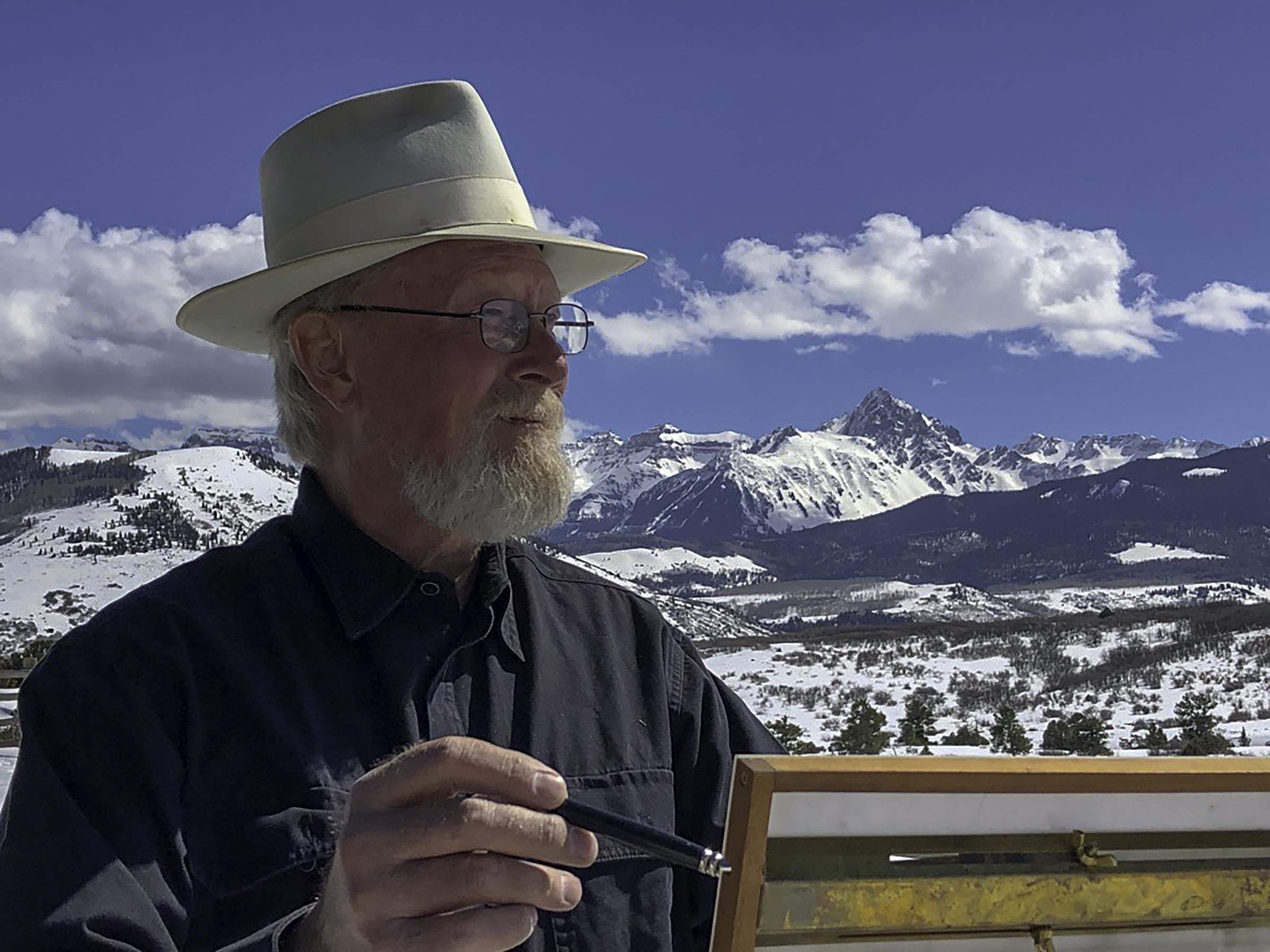 Mike Simpson Artist