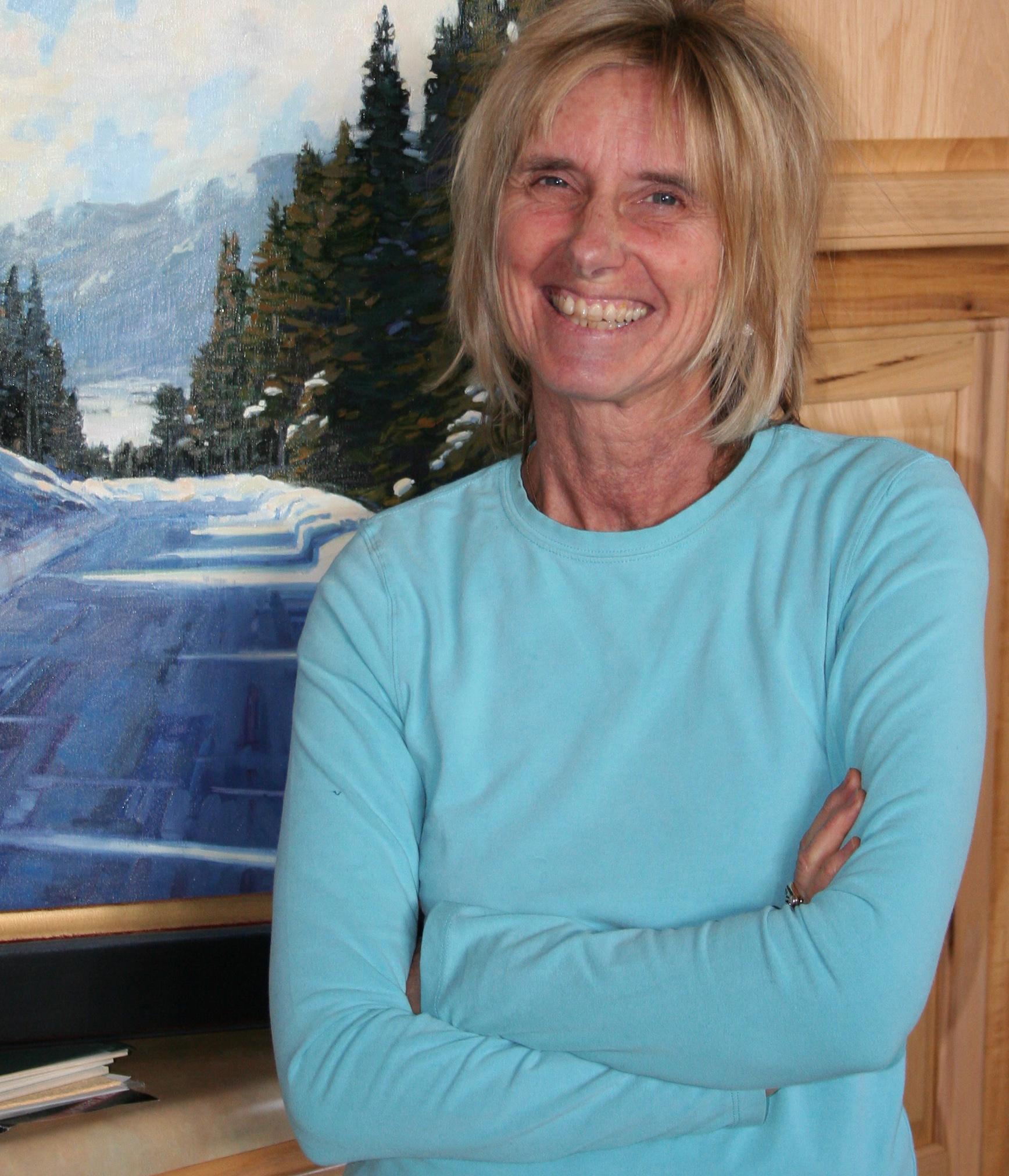 Susie Hyer Artist