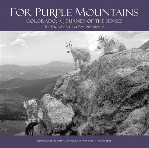 Barbara Sparks Functional For Purple Mountains: The Photography of Barbara Sparks Book