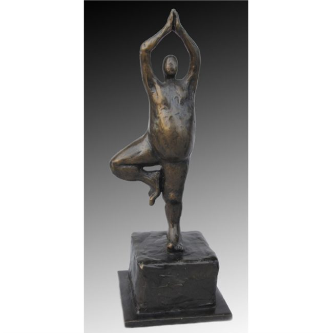 Rhonda Vickers Sculpture Tree Bronze