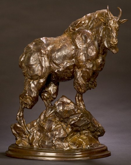 Tim Shinabarger Sculpture Great Northern Bronze