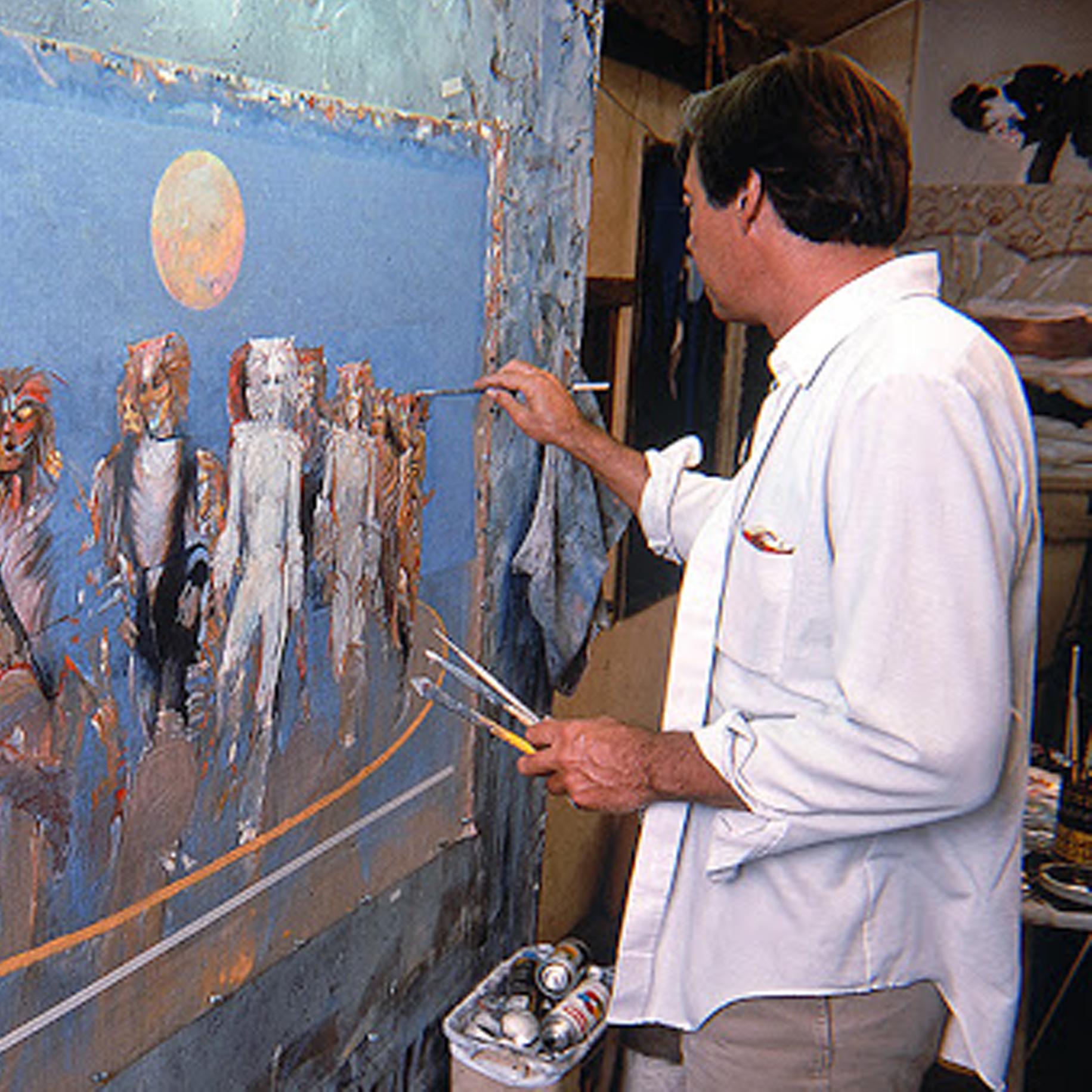 Robert Heindel Artist