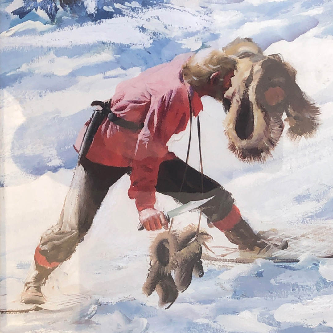 Tom Lovell Original Fine Art Selection At The Broadmoor Galleries