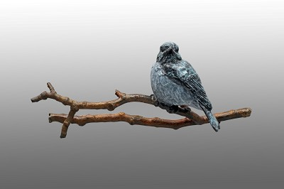 Melissa Cooper Sculpture Branching Out Bronze