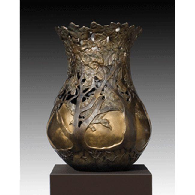Carol Alleman Sculpture Transitions II Bronze