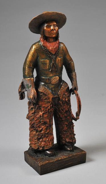 Doug Hyde Sculpture Jackson Sundown Bronze