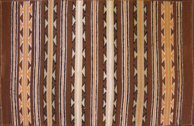 Navajo Weaving Textiles Stripes