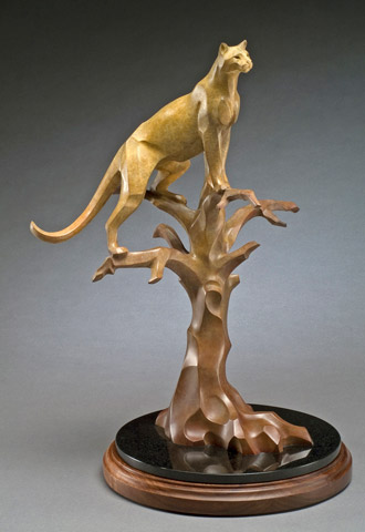 Rosetta Sculpture Lookout Tree Bronze