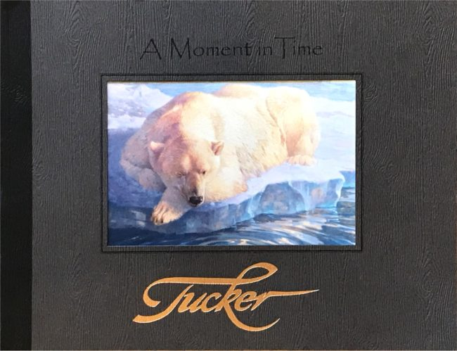 Ezra Tucker  A Moment in Time Book